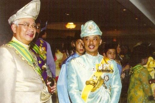 Najib Razak - Pahang Orang Kaya Indera Shahbandar