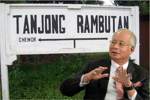 Najib Razak - Tanjung Rambutan