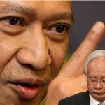 Najib-Nazri War Of Words - Even Amongst Crooks, Despicable Serial Liar Najib Has Zero Honor