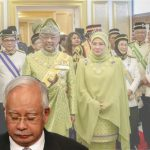 Here's Why It Could Be The Palace That Discouraged Crooked Najib From Attending The King's Inauguration