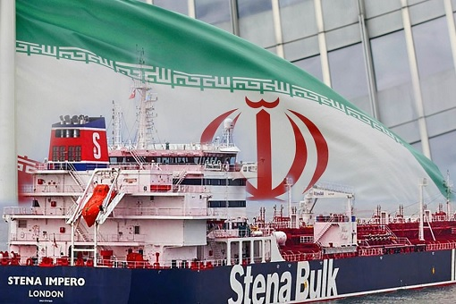 UK Britain Tanker Stena Impero - Seized by Iranian Military