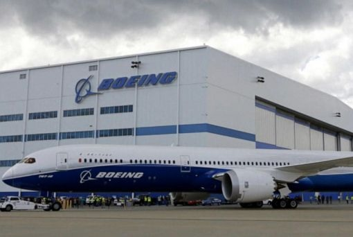 Boeing 737 MAX - Office Building