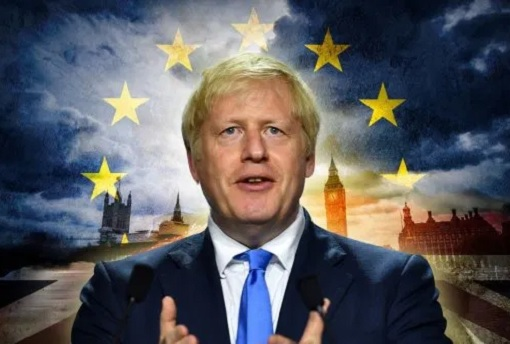 British Prime Minister Boris Johnson - Brexit - Exit European Union