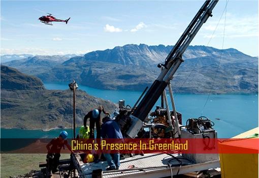 China Presence in Greenland