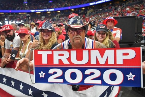 Donald Trump 2020 Reelection - Supporters