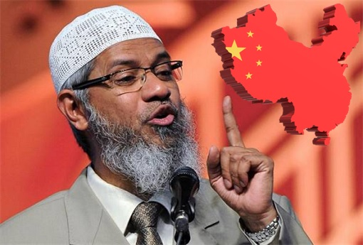Indian Islamic Preacher Condemns and Criticises China