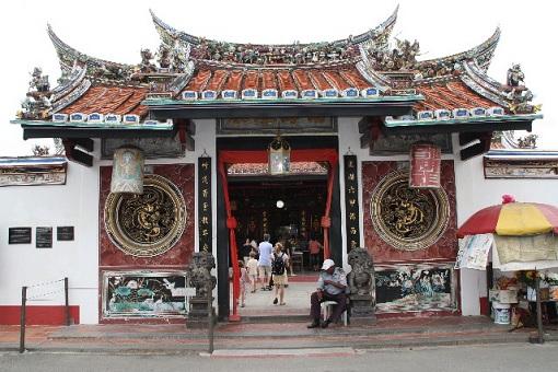 Malacca Cheng Hoong Teng Temple