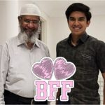 Preacher Zakir & This Spineless Minister Are Now BFF - With Bro Like Syed Saddiq, Who Needs Enemies