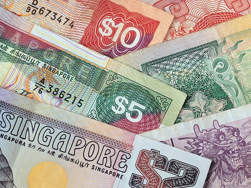 Singapore Economy - Currency Notes