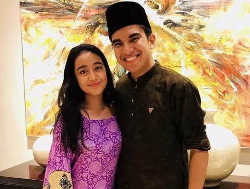 Syed Saddiq Romance With Melia Serena Mukhriz - Mahathir Granddaughter