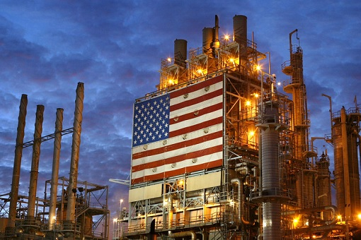 US America Crude Oil Refinery