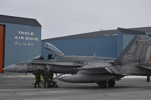 US Thule Military Air Base - Greenland