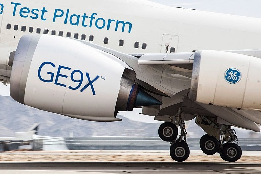 Boeing 777X - General Electric GE9X Engine