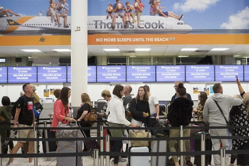 Thomas Cook Collapse - Bankruptcy - Tourists Stranded