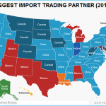 US-China Trade War Gets Worse - These Maps Show The U.S. States To Be Hit The Most