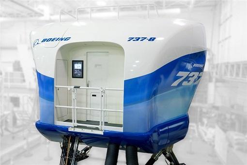 Boeing 737 MAX 8 - Simulator