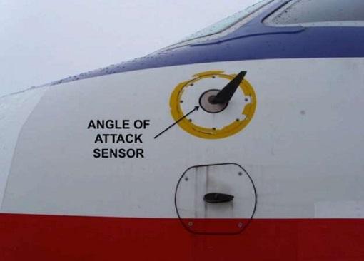 Boeing 737 MAX AOA - Angle of Attack Sensor
