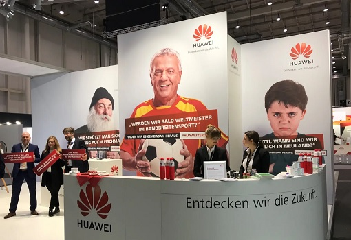 Huawei Presence in Germany