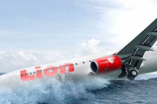 Indonesia Lion Air Crash