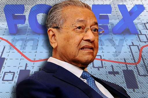 Mahathir - Forex Loss - Currency Manipulation