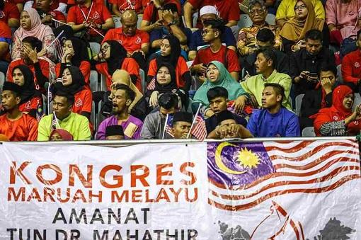 Malay Dignity Congress - MDC - Participants