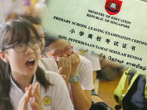 Singapore PSLE - Primary School Leaving Examination