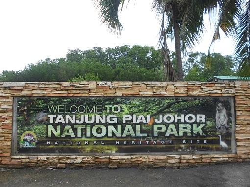 Tanjung Piai Johor - National Park