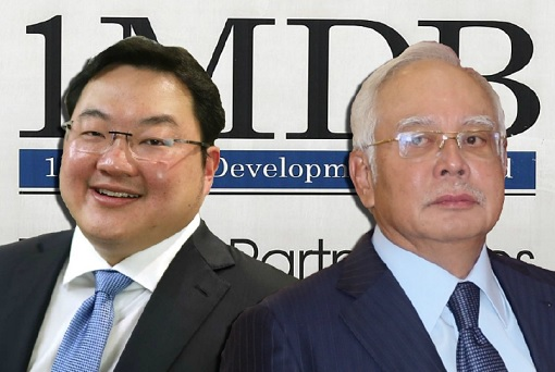 1MDB - Jho Low and Najib Razak