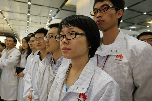 Huawei Employees Staff