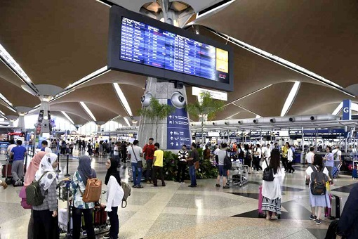 Kuala Lumpur International Airport - Passengers