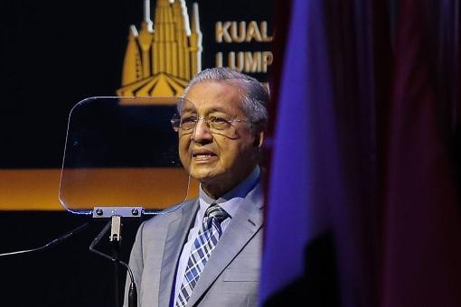 Kuala Lumpur Summit 2019 - Mahathir Mohamad