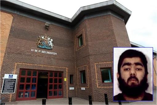London Bridge Terrorism - Usman Khan Released Early From Belmarsh Prison