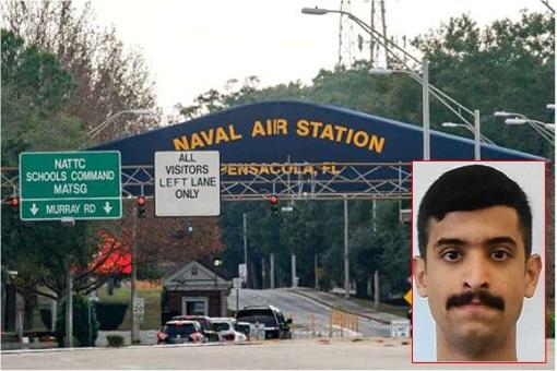US Pensacola Naval Military Base Terrorist Attack - Mohammed Saeed Alshamrani