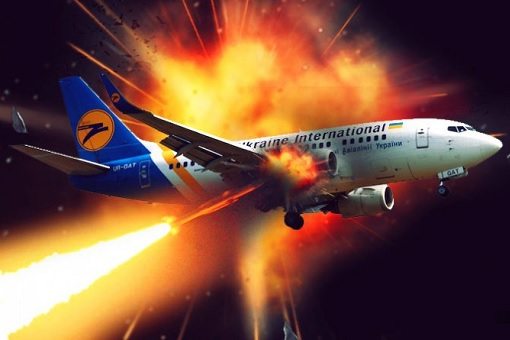 Iran Accidentally Shot Down Civilian Ukraine International Airlines Flight PS752