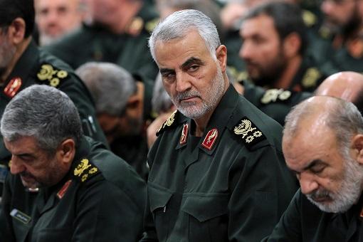 Iran Top General Qassem Soleimani - Brutal Commander