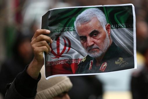 Iran Top General Qassem Soleimani Killed By US Drone