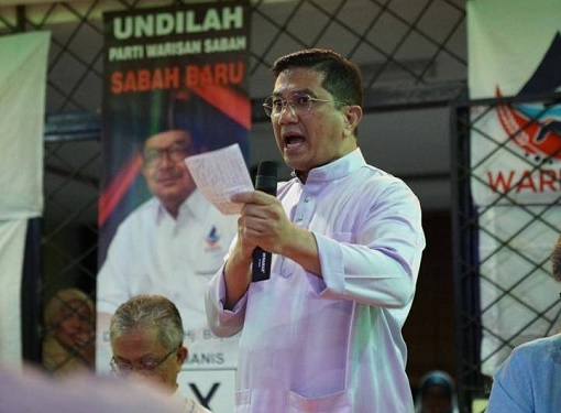 Kimanis By-Election - Azmin Ali Campaign