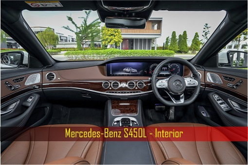 Mercedes-Benz S450L - Interior 2