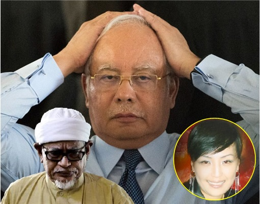 Najib's BFF Hadi Admits Oath Has Zero Value - Najib May Have Given The Order To Kill Altantuya After All
