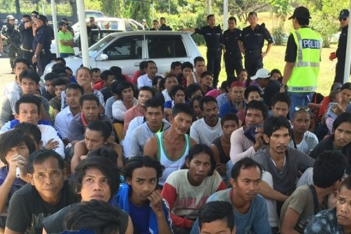 Sabah Illegal Immigrant
