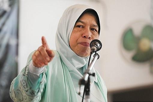 Zuraida Kamaruddin - PKR Vice President