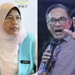Here's Why Anwar Is Not Fit To Become The Next PM If He's Too Chicken To Sack Traitor Zuraida