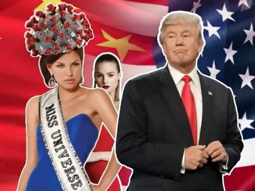 Coronavirus - Conspiracy Theories - Donald Trump Behind Virus