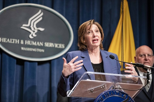Dr Nancy Messonnier - Director of the United States CDC