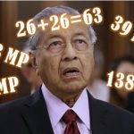 The Math Doesn't Add Up - There's Something Wrong With The Number 138 MPs Claimed To Support PM Mahathir