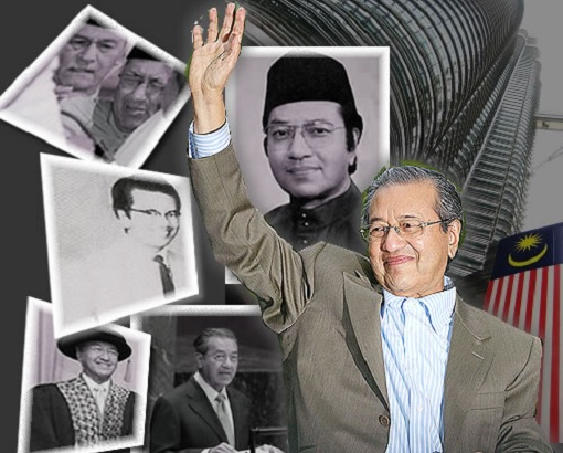 Unwilling To Let Go - Mahathir The Great Thinks He's Indispensable And Should Be Allowed To Rule Forever