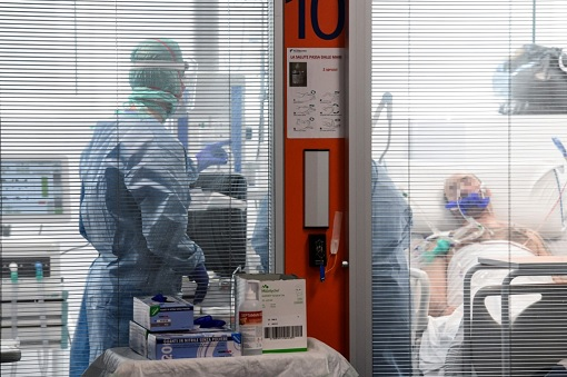 Coronavirus - 101-Year-Old Italian Man Recovered
