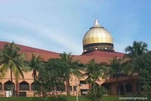 Coronavirus - Sri Petaling Masjid Jamek Mosque