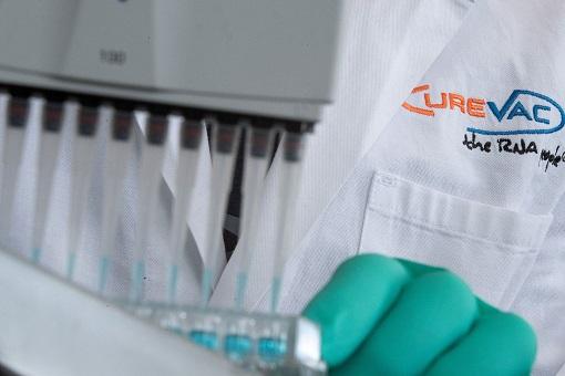 Coronavirus - Vaccine - German CureVac