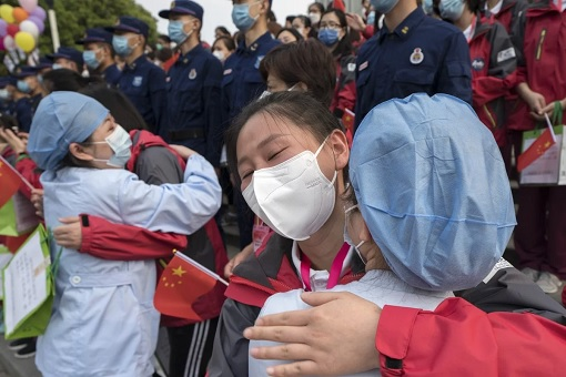 Coronavirus - Wuhan To End Lockdown